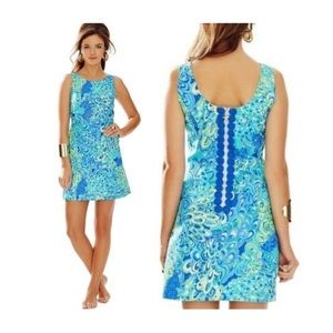 Lilly Pulitzer Cathy Shift in Lilly's Lagoon